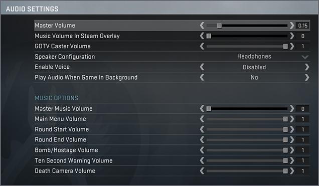 AudioSettings