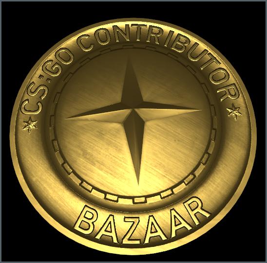 Bazaar Contributor Model