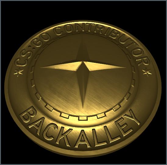 BackAlley Contributor Model