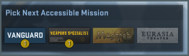 Reworked Mission Panel