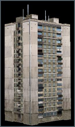 Building Skybox 002A
