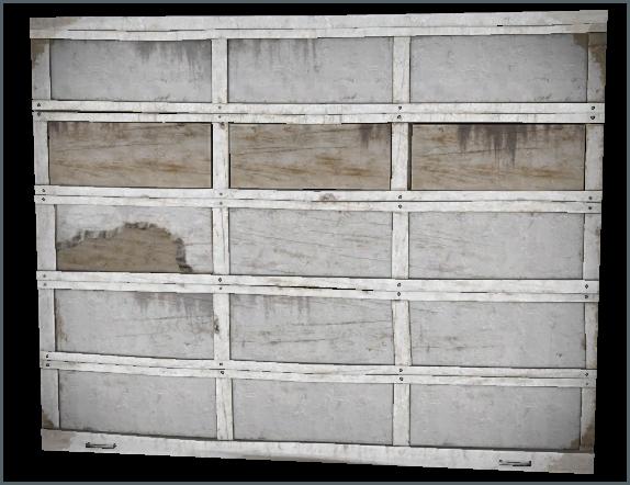 Garage Door A