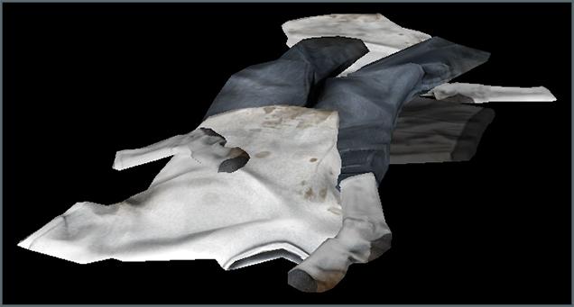 Clothes Pile 02