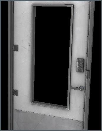 Metal Door G