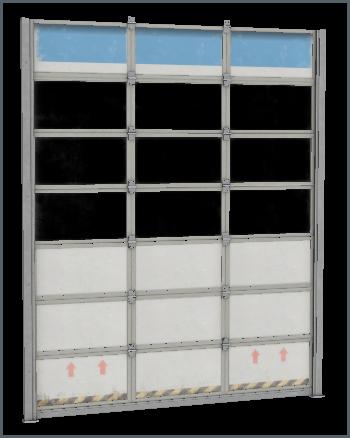 Metal Door H