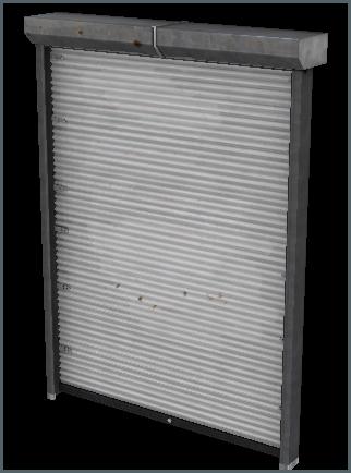 Metal Door I