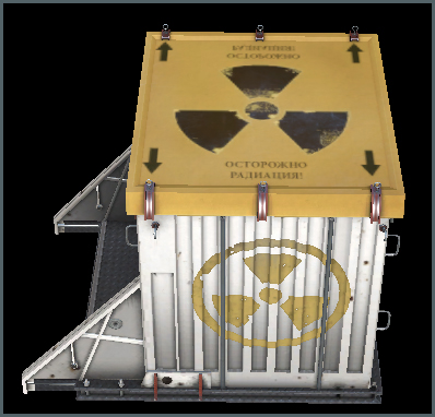 Nuclear Container A