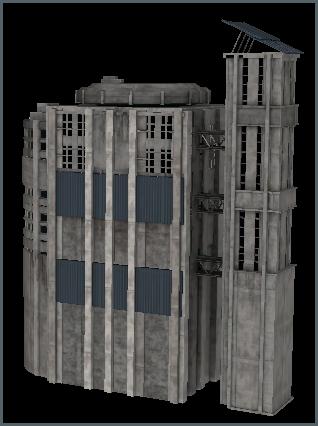 Skybox Building A