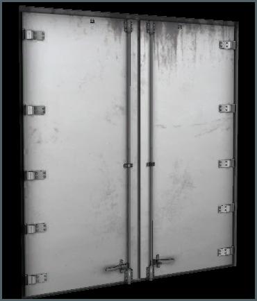 Trailer Door A
