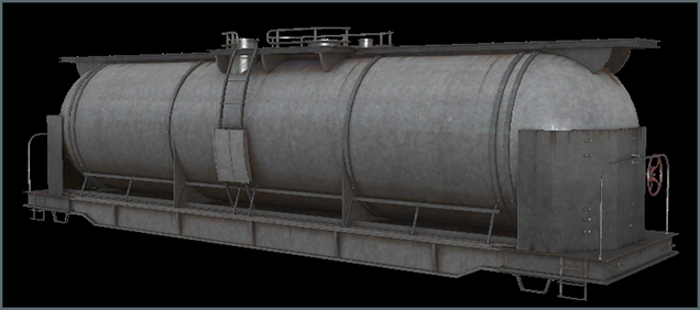 Train Car B