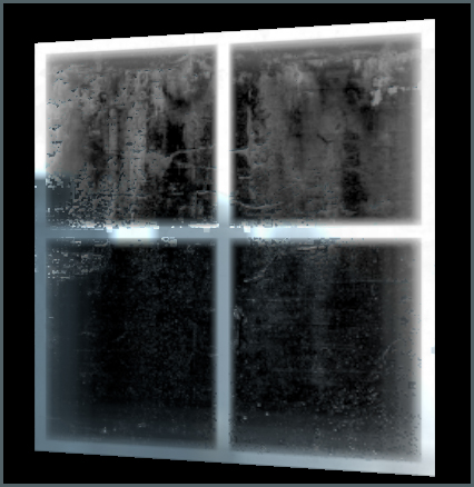 Window B Glass