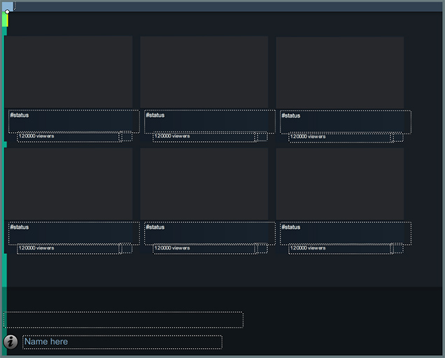 Elements of the Reworked 'Watch' Panel