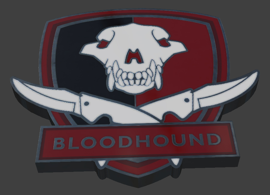 bloodhound_pin