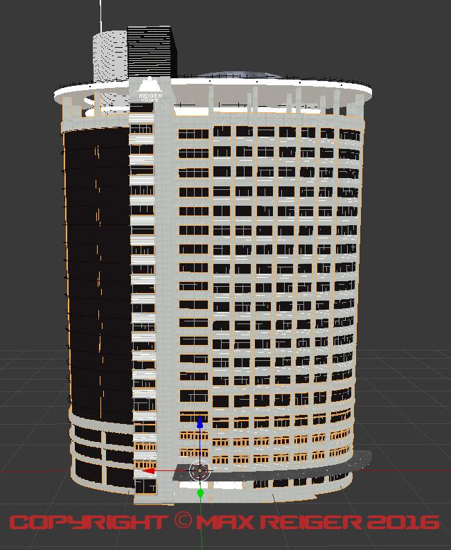 Skyscraper | Reiger Heights